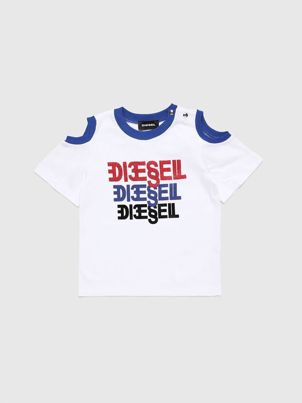 TANIURAB, Bianco - T-shirts e Tops