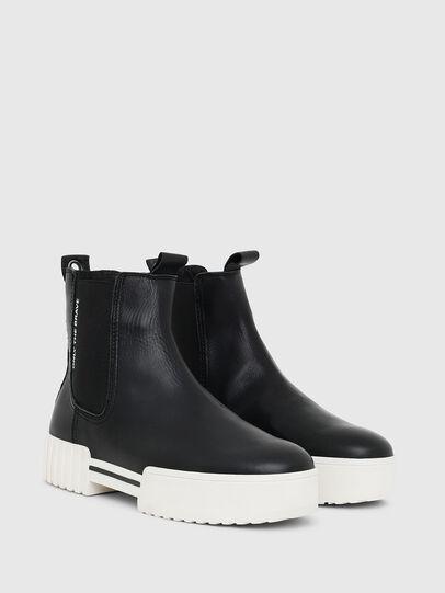 Diesel - H-MERLEY CB, Nero - Sneakers - Image 2
