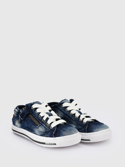 Diesel - SN LOW 25 DENIM EXPO,  - Scarpe - Image 2