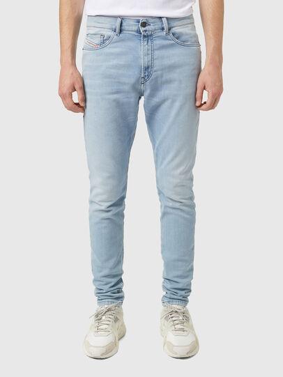 Diesel - D-Amny JoggJeans® Z69VL, Blu Chiaro - Jeans - Image 1
