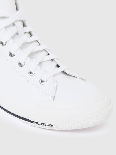 Diesel - S-ASTICO MID CUT, Bianco - Sneakers - Image 5