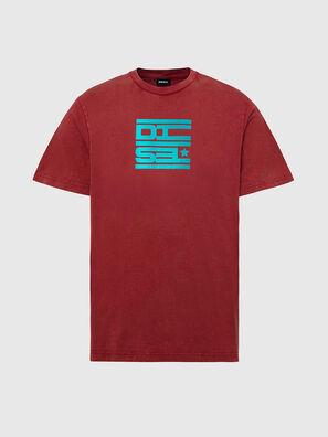 T-DIEGOS-N31, Rosso - T-Shirts
