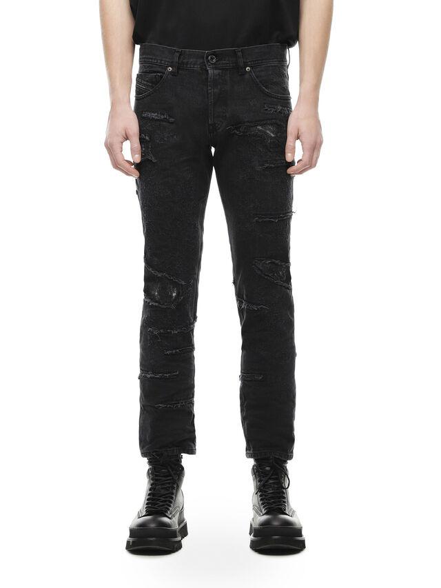 Diesel - TYPE-2813E, Nero Jeans - Jeans - Image 1
