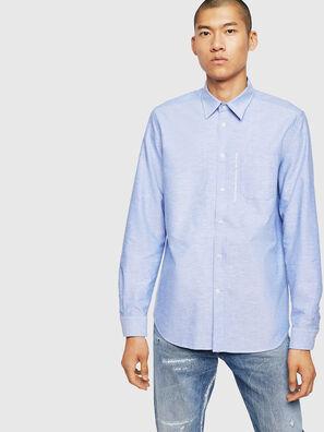 S-MOI-R-B1, Azzurro - Camicie