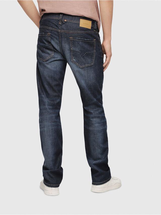Diesel - Larkee 087AN, Blu Scuro - Jeans - Image 2