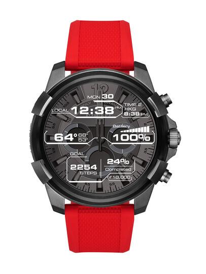 Diesel - DT2006, Rosso - Smartwatches - Image 2