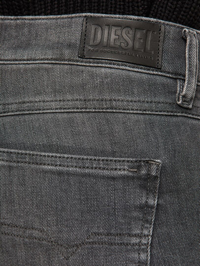 Diesel - Sandy 009FI, Nero/Grigio scuro - Jeans - Image 4