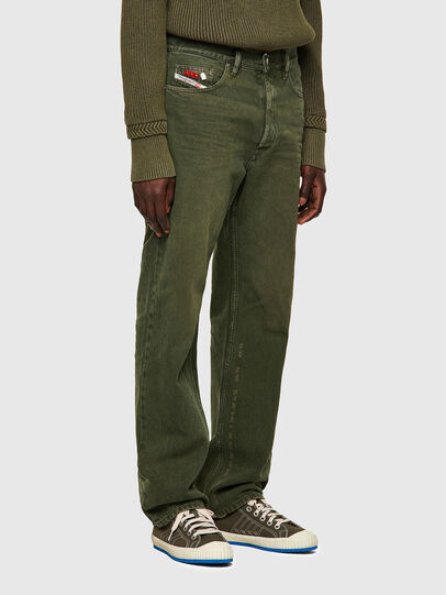 Diesel - D-Macs 09A35, Verde - Jeans - Image 7