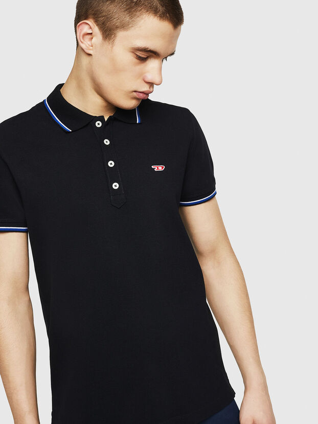 T-RANDY-NEW, Blu - Polo