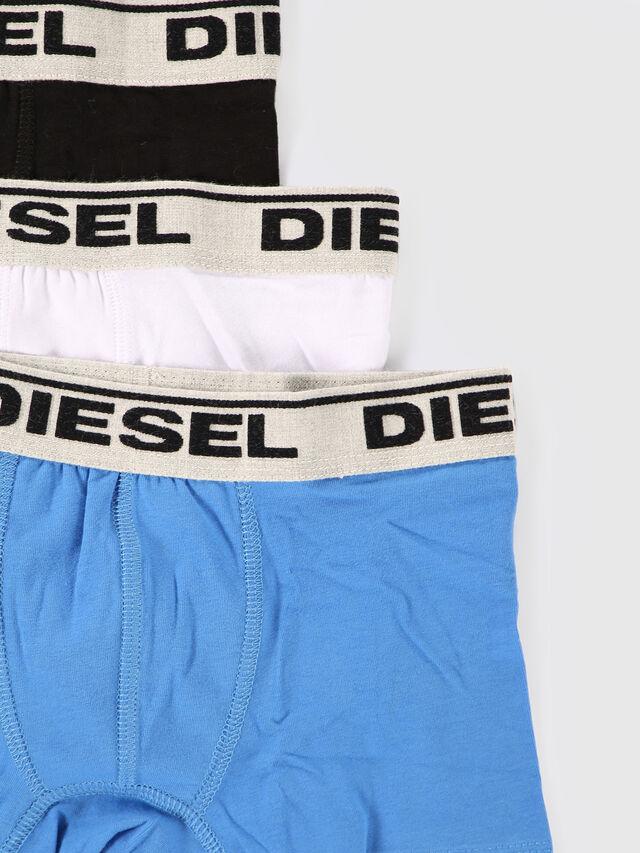 Diesel - UGOV THREE-PACK US, Blu/Nero - Underwear - Image 4
