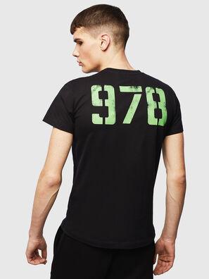 T-DIEGO-S2, Nero - T-Shirts