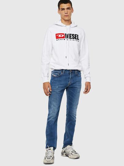 Diesel - Safado 083AX, Blu Chiaro - Jeans - Image 6