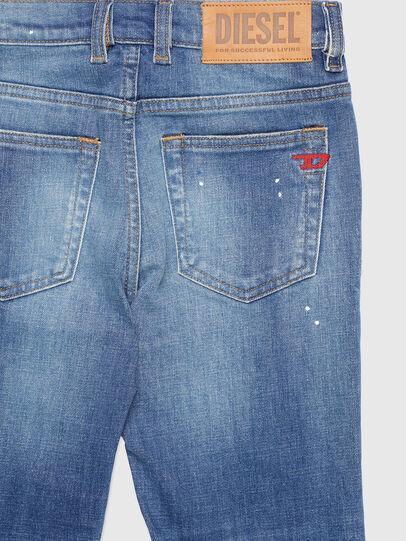 Diesel - D-VIDER-J, Blu Chiaro - Jeans - Image 4