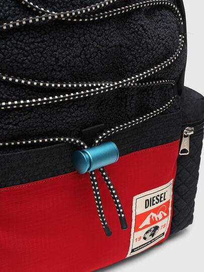 Diesel - YBEX, Nero/Rosso - Zaini - Image 5