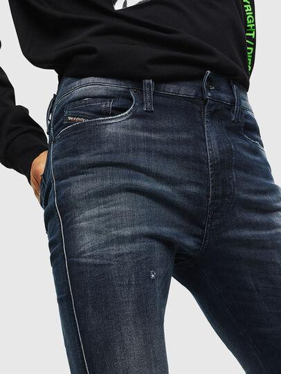 Diesel - D-Istort 0098R, Blu Scuro - Jeans - Image 3