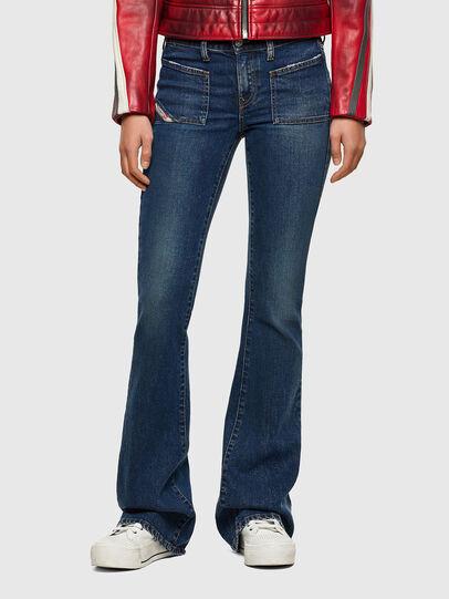 Diesel - D-Ebbey 009NV, Blu Scuro - Jeans - Image 1