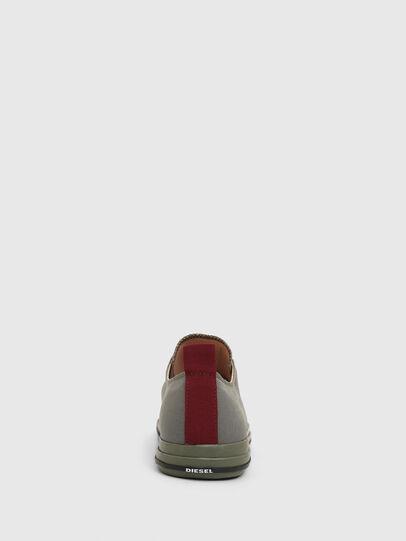 Diesel - S-ASTICO LOW CUT, Grigio scuro - Sneakers - Image 5