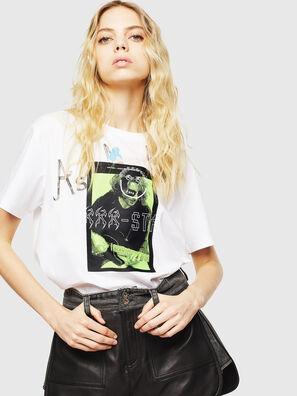 T-DARIA-Y, Bianco - T-Shirts