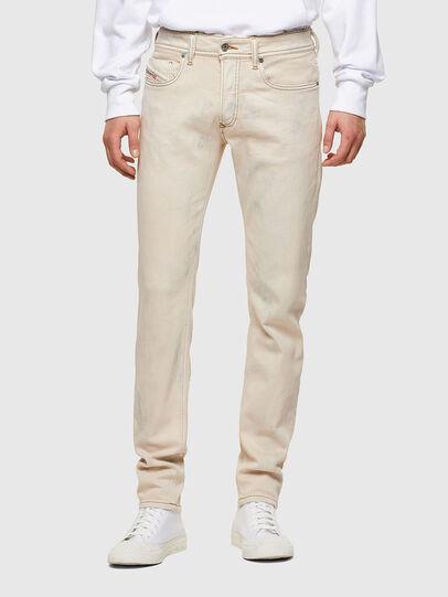 Diesel - Sleenker 009VJ, Bianco - Jeans - Image 1