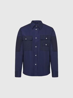 S-AUSTIN, Blu - Camicie