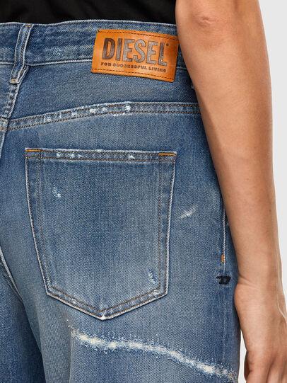 Diesel - D-Reggy 0097B, Blu medio - Jeans - Image 5
