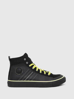 S-ASTICO MC H, Nero/Giallo - Sneakers