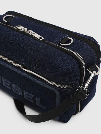 Diesel - FUTURAH, Blu - Borse a tracolla - Image 6