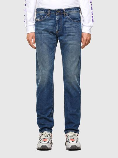 Diesel - Thommer 009EI, Blu medio - Jeans - Image 1