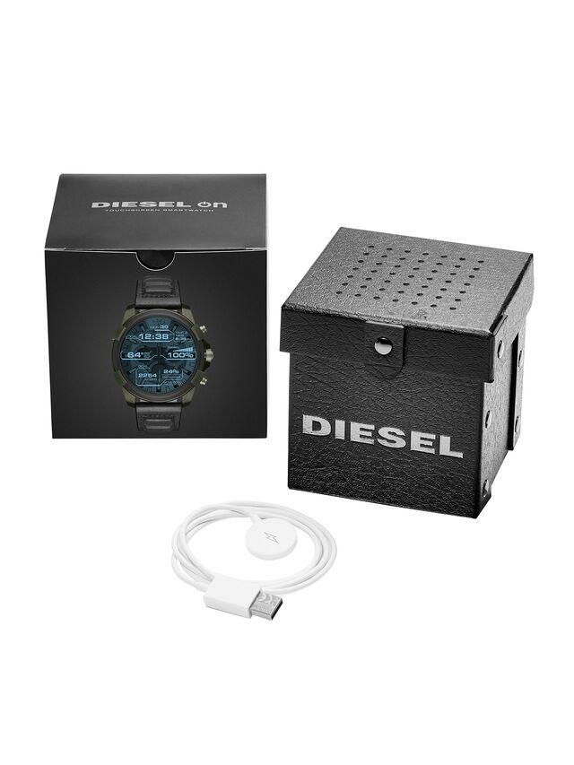 Diesel - DT2003, Verde Militare - Smartwatches - Image 5