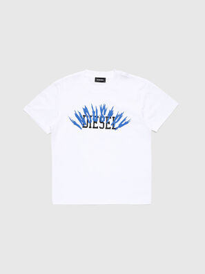 TDIEGOA10, Bianco - T-shirts e Tops
