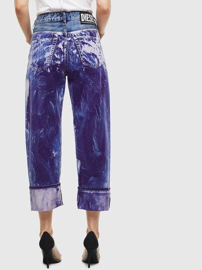 Diesel - D-Reggy 069NW, Blu medio - Jeans - Image 2