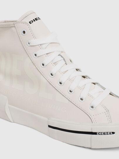 Diesel - S-DESE MID CUT W, Bianco - Sneakers - Image 4