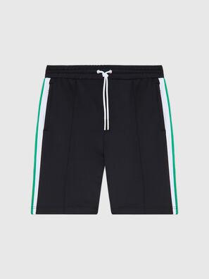 P-KURL, Nero - Shorts