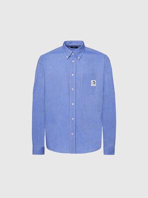 S-JAMES, Blu - Camicie