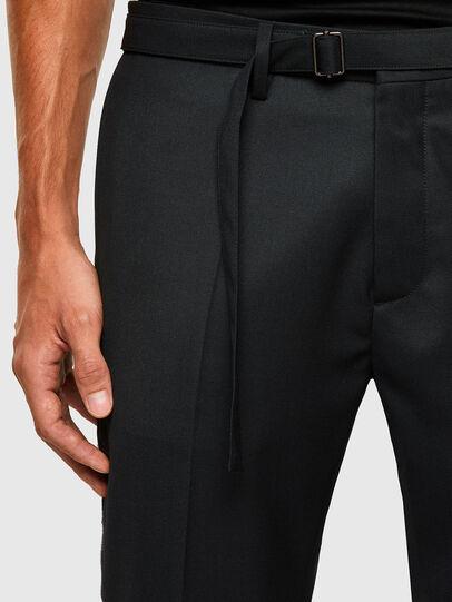 Diesel - P-SCOTT, Nero - Pantaloni - Image 3
