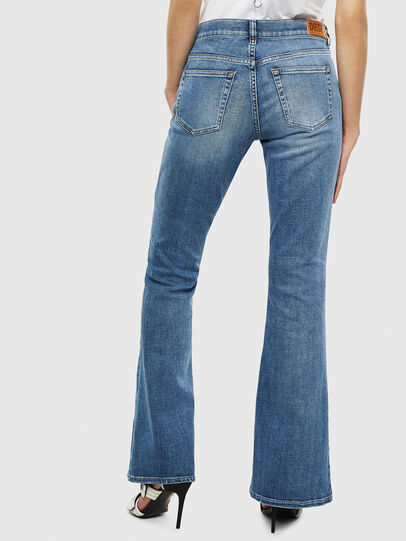 Diesel - D-Ebbey 0099M, Blu medio - Jeans - Image 2