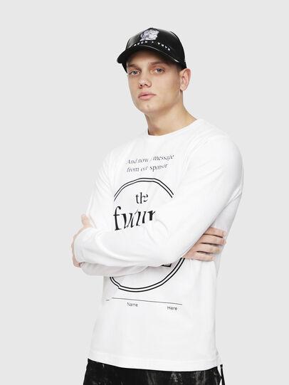 Diesel - T-DIEGO-LS-YD,  - T-Shirts - Image 3