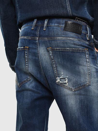 Diesel - D-Vider 0090G, Blu Scuro - Jeans - Image 5