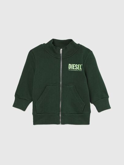 Diesel - SONNYB, Verde - Felpe - Image 1