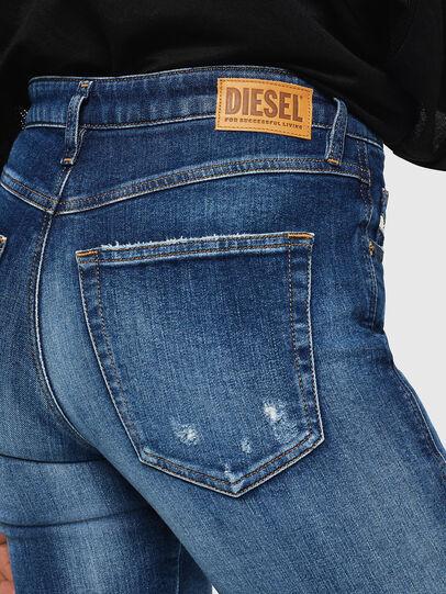 Diesel - Babhila 069FY, Blu medio - Jeans - Image 5