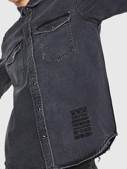 Diesel - D-ROOKE-L,  - Camicie in Denim - Image 4