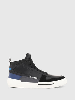 S-DESE MG MID, Nero - Sneakers