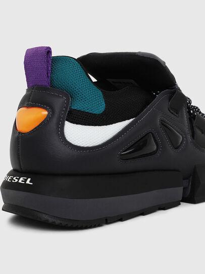 Diesel - H-PADOLA LOW S, Nero - Sneakers - Image 4