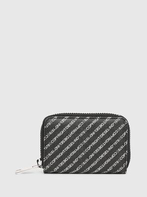 JAPAROUND, Nero/Bianco - Portafogli Con Zip