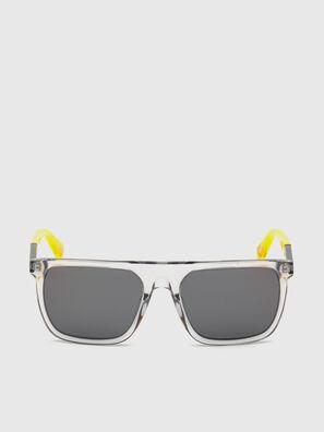 DL0299, Grigio - Occhiali da sole
