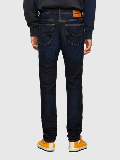 Diesel - D-Luster 009ZS, Blu Scuro - Jeans - Image 2