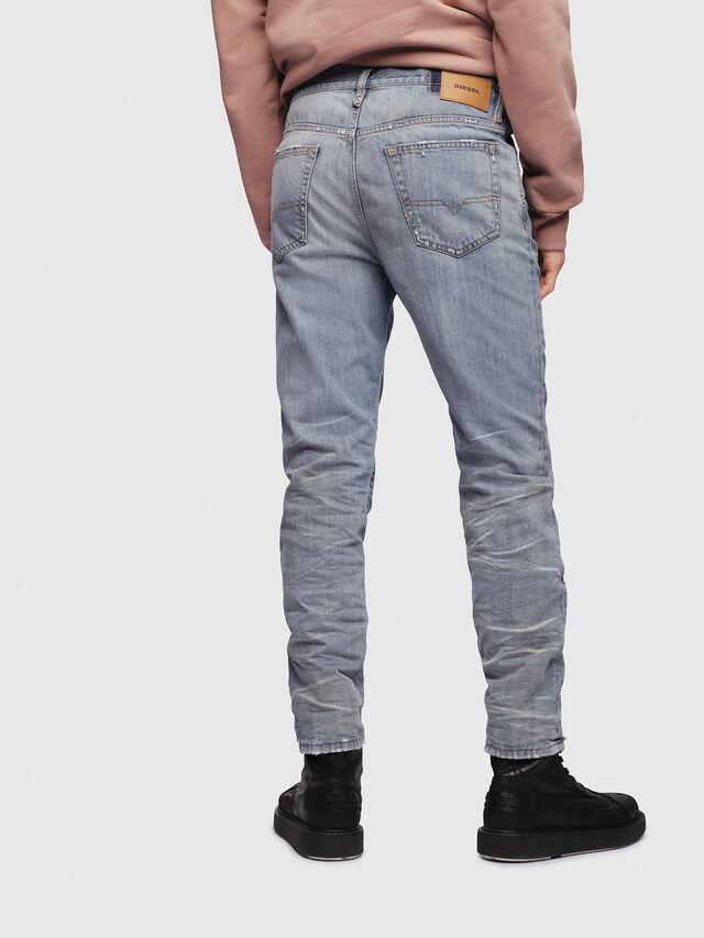 Diesel - Mharky 088AH, Blu Chiaro - Jeans - Image 2
