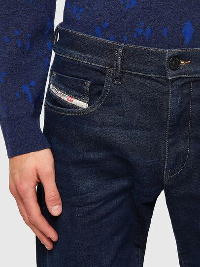 Diesel - D-Strukt JoggJeans® Z69VI, Blu Scuro - Jeans - Image 4