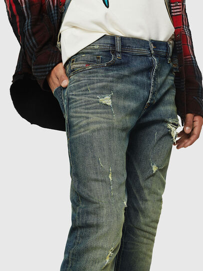 Diesel - Tepphar CN029, Blu medio - Jeans - Image 3