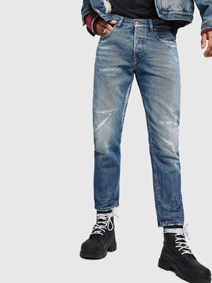 Mharky 0078B, Blu Chiaro - Jeans